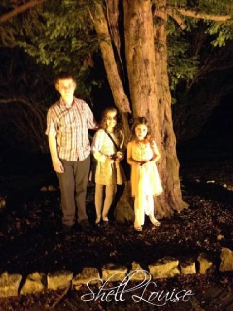 Aiden, KayCee and Ella