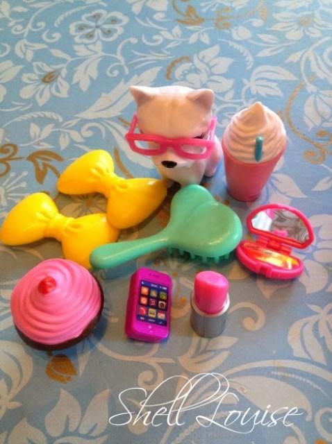 Gabby's accessories