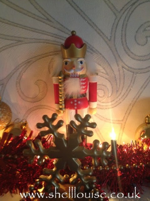 Nutcraker ornament