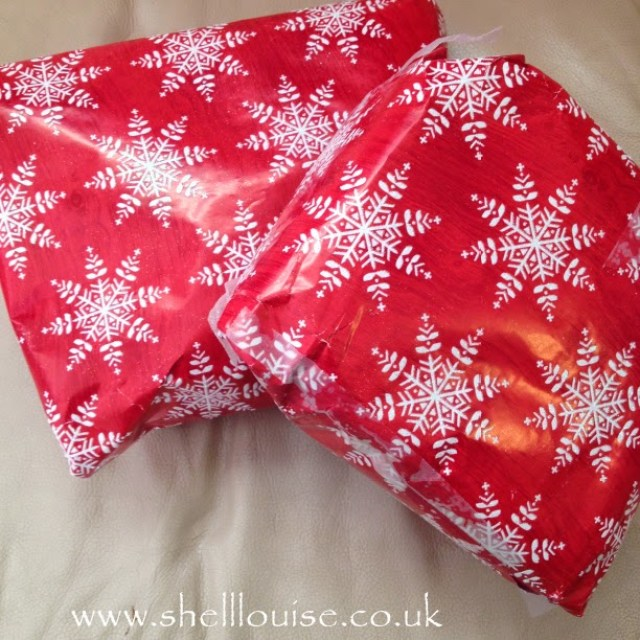 Glade Christmas scents - Christmas presents