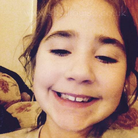 Look back at 2014 - December - Ella selfies!