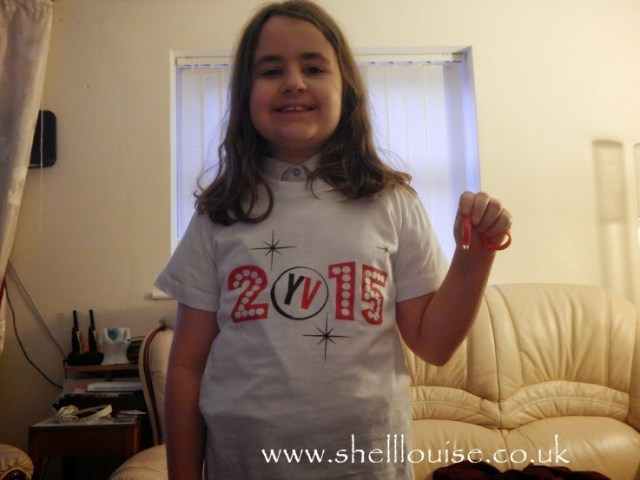 KayCee sang with Young Voices 2015 at Sheffield arena