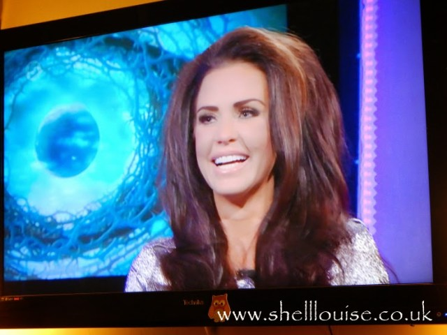 Katie Price won celebrity Big Brother