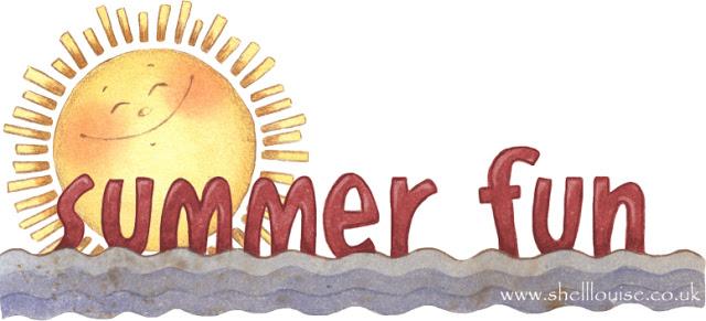 2018 Summer Bucket List