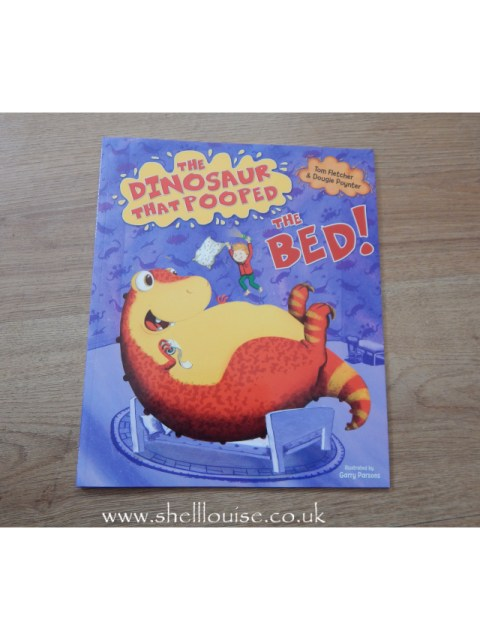 The dinosaur that pooped book