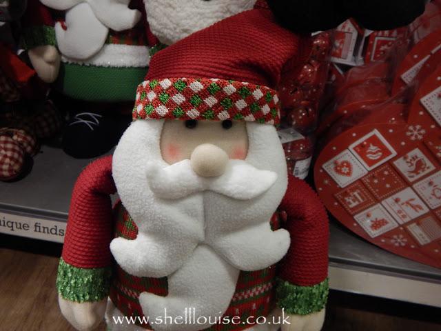 Home Sense Lincoln - Santa decoration