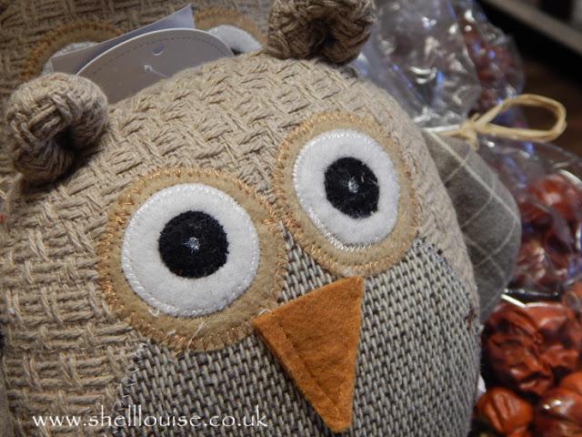 Home Sense Lincoln - Owl christmas decoration