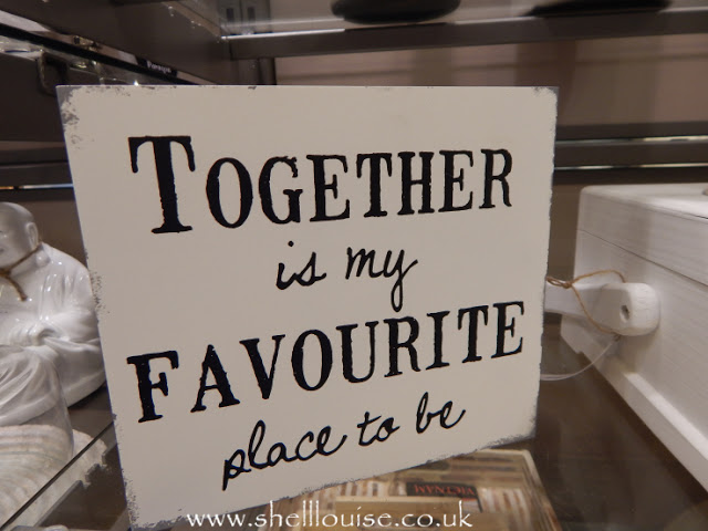 Home Sense - Together is my favourite place to be storage box