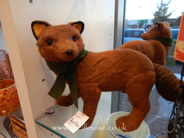 Home Sense - Fox ornament