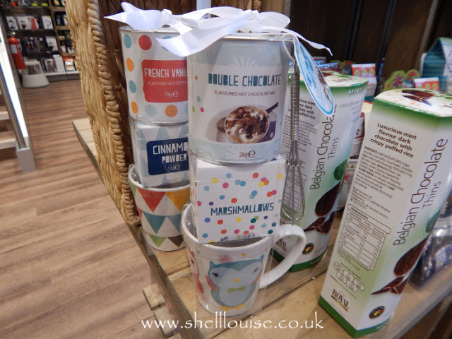 Home Sense - Hot chocolate gift