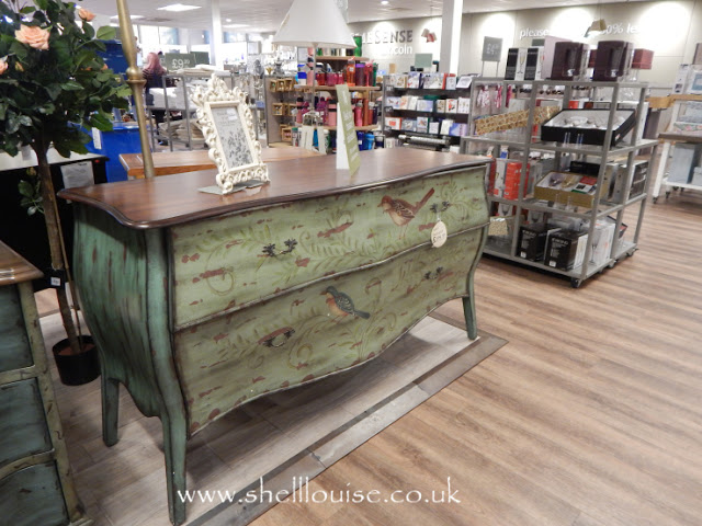 Home Sense - Large decorative sideboard with 2 drawers