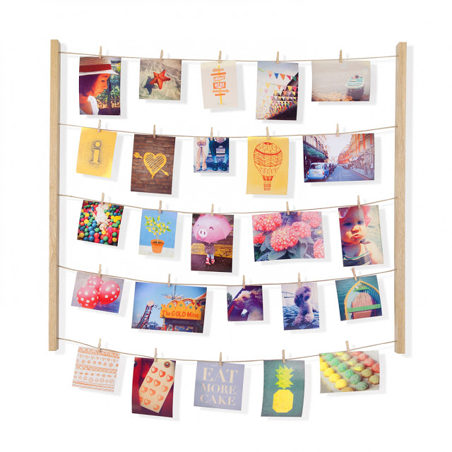 Christmas gift guide - hanging photo frame