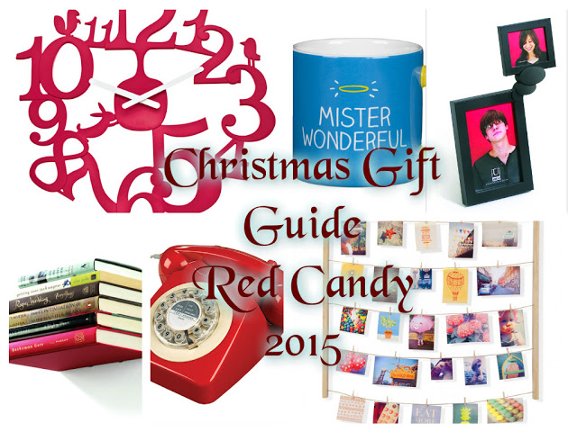 Christmas gift guide - header