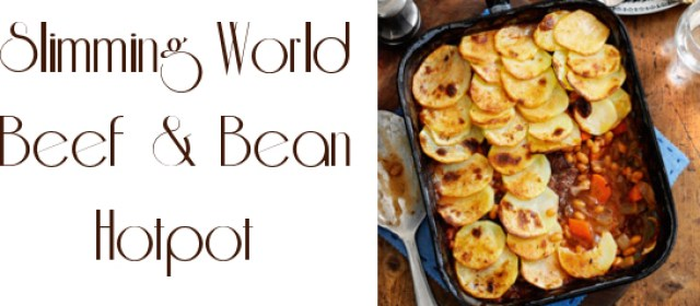 Slimming World beef and bean hotpot header
