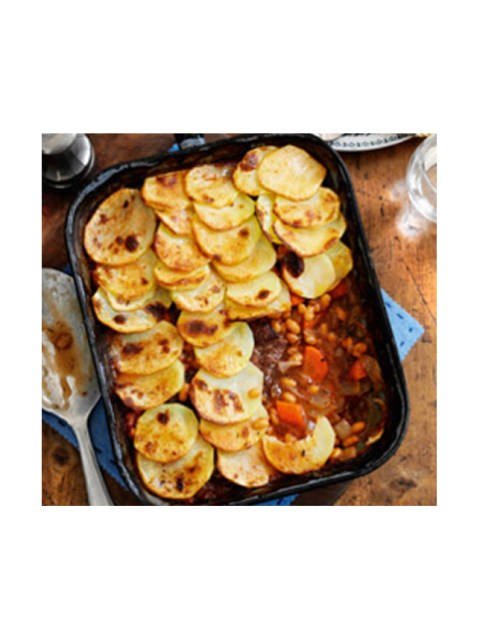 Slimming World beef and bean hotpot recipe