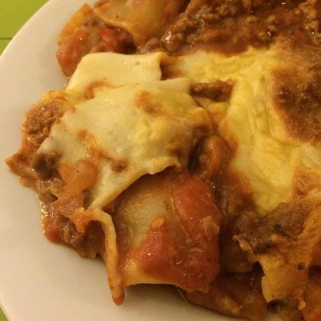 Slimming World Lasagne Recipe