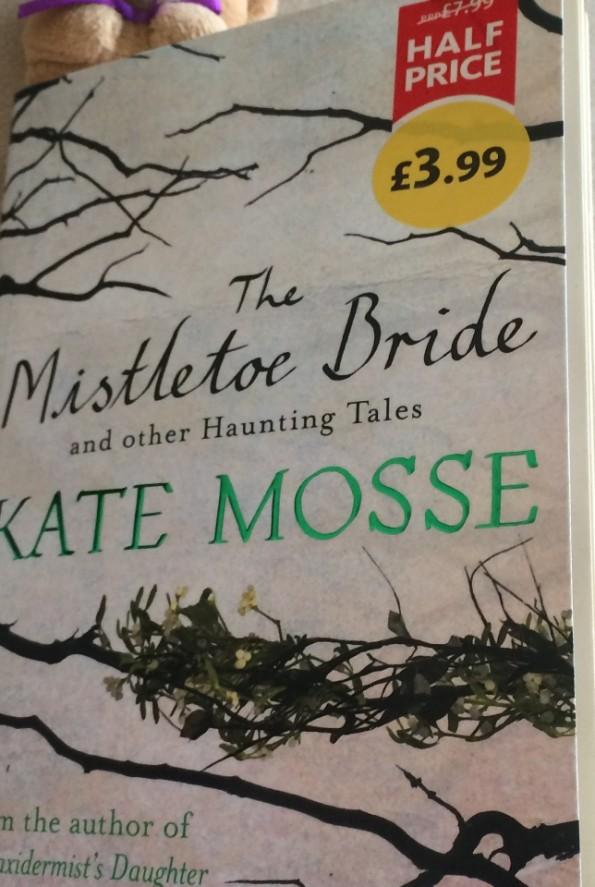 The Mistletoe Bride, Kate Mosse #TheYearInBooks Update