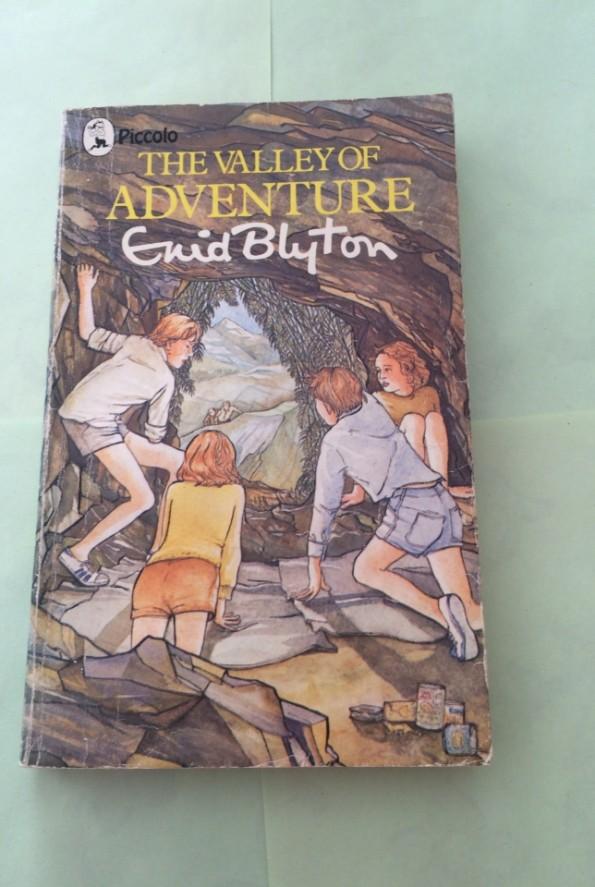Enid Blyton book