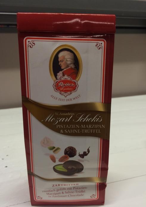 HomeSense pistachio and marzipan truffle