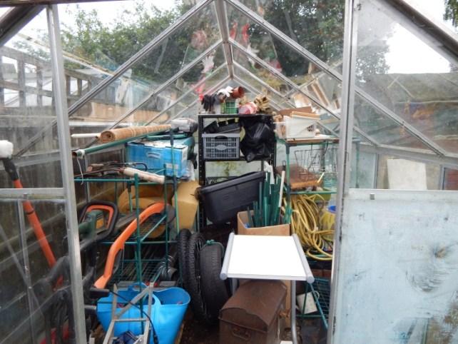 Greenhouse  #PimpMyShed