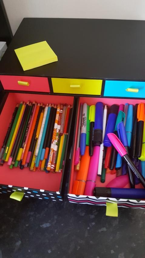 homework station makeover challenge