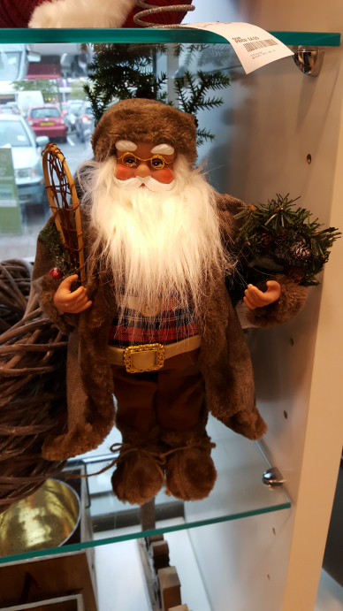 Decorating for Christmas with Homesense