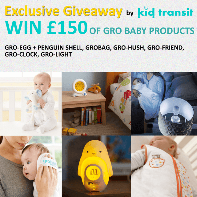 Gro Bundle from The Gro Company and Kid Transit