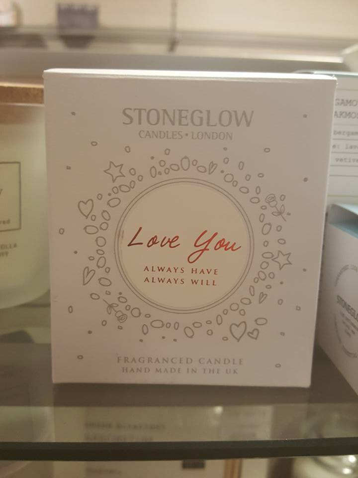Mother's Day at HomeSense Scented Candle