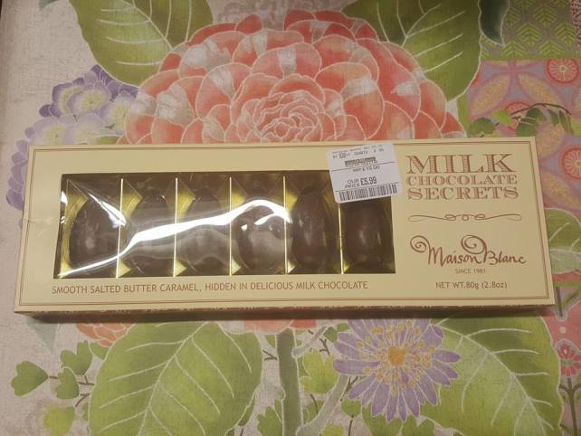 Mother's Day at HomeSense Chocolates