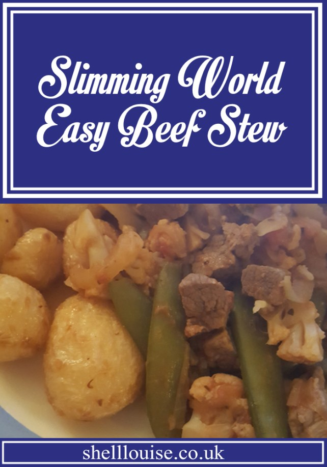 Slimming World Easy Beef Stew