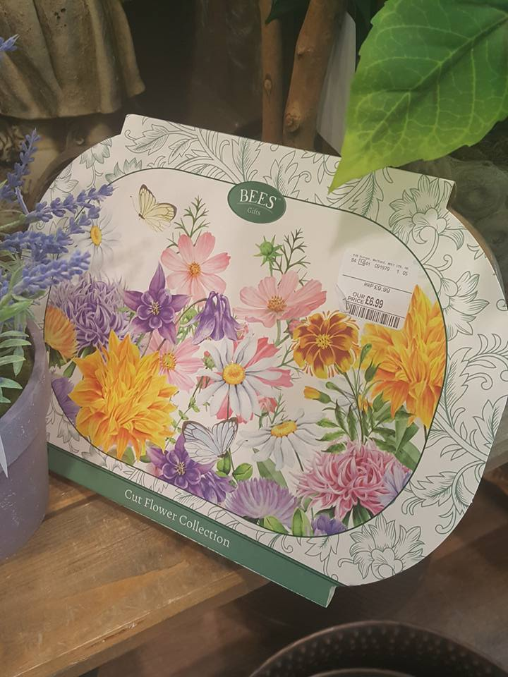 Mother's Day at HomeSense Flower growing kit