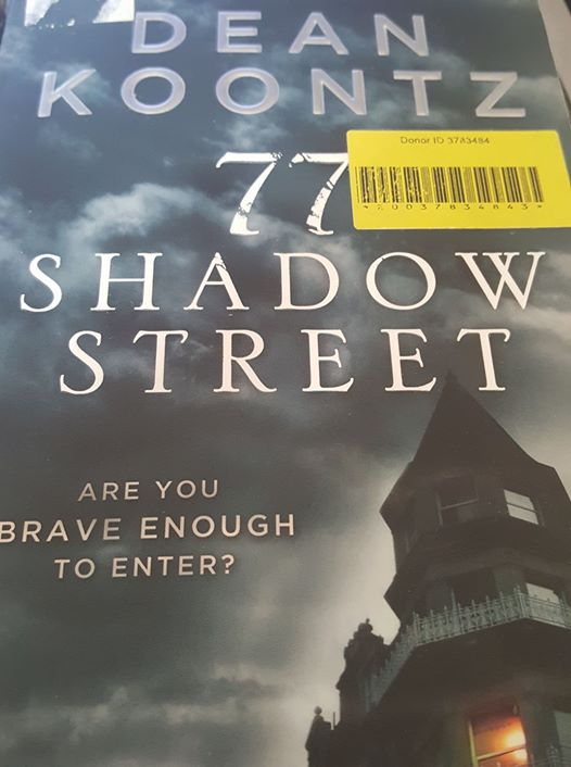 new book 77 Shadow Street by Dean Koontz