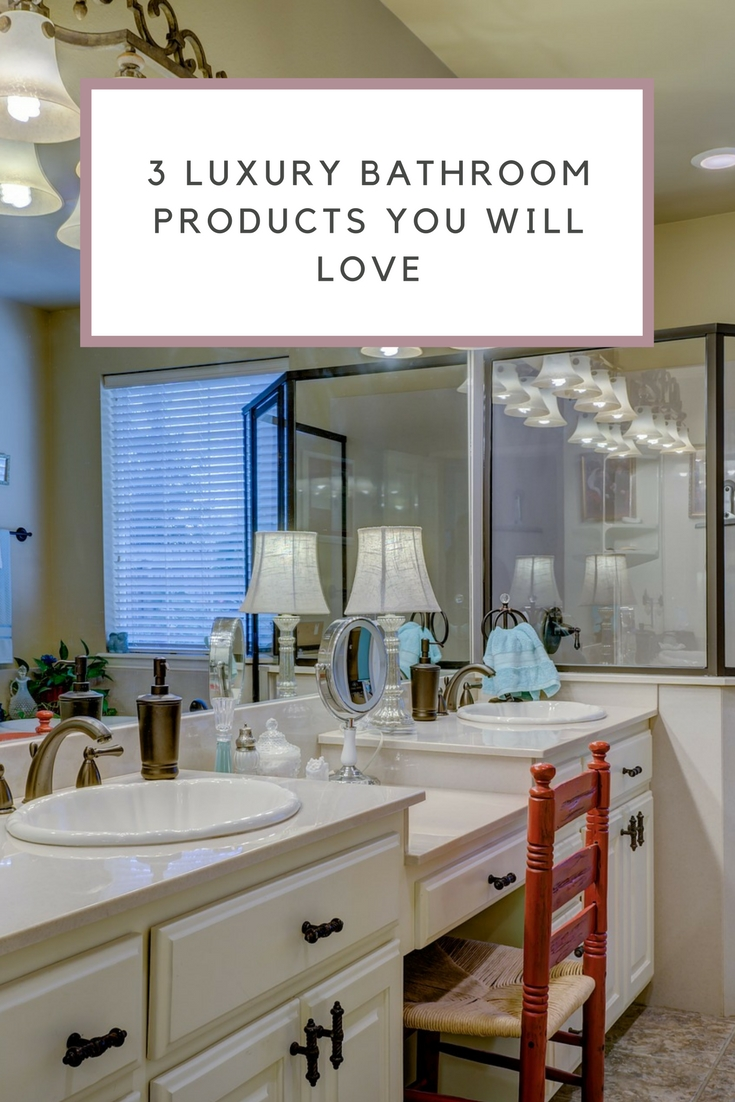 Luxury Bathroom Products You Will Love