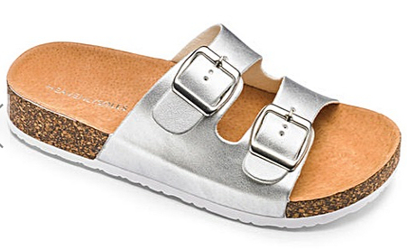 Simply Be wide fit mules