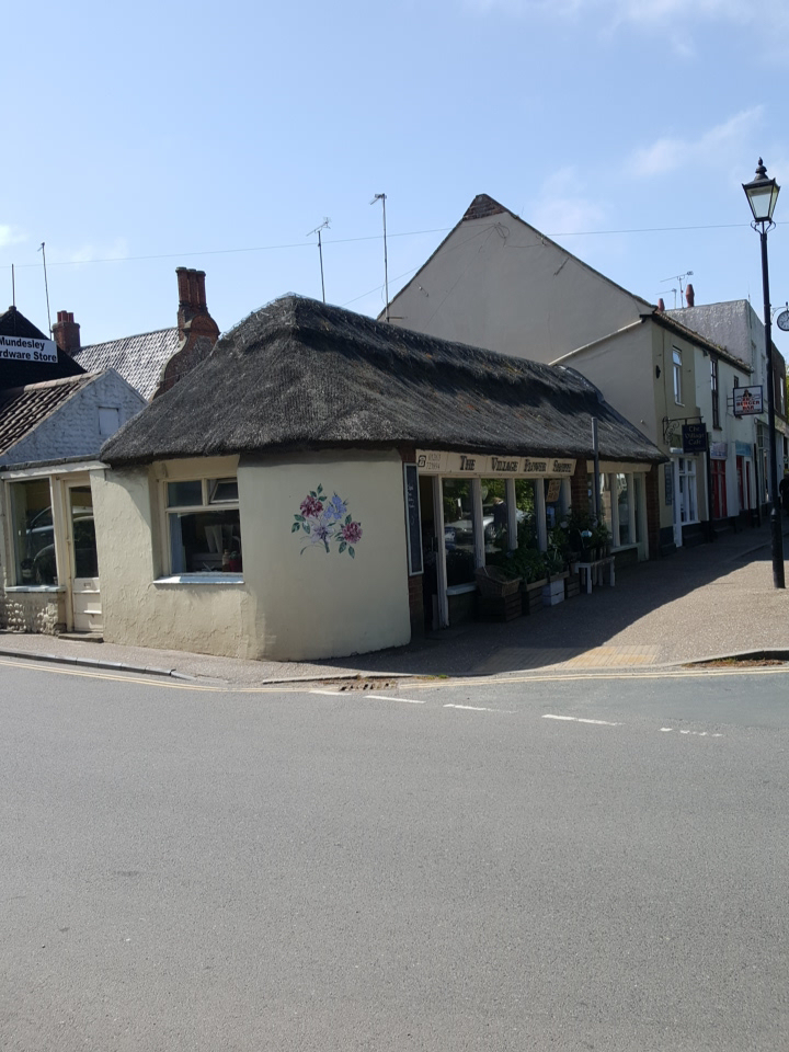 Flower shop in Mundesley