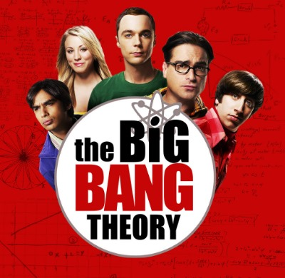 Netflix What We're Watching - The Big Bang Theory