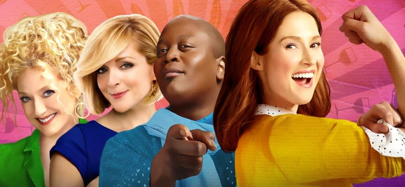 Netflix What We're Watching - Unbreakable Kimmy Schmidt