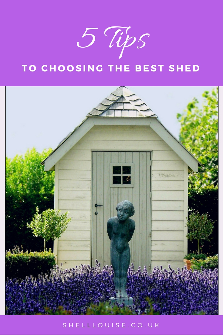 5 tips to choosing the best shed for your property shell for Best shed company