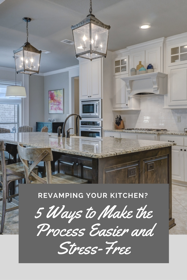 tips for revamping your kitchen