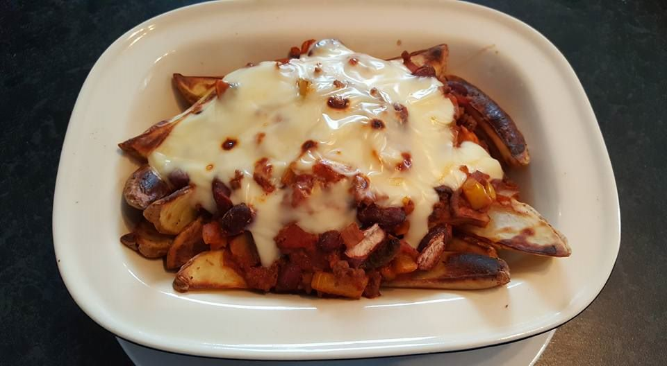 Nacho Style Feast