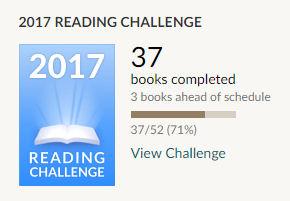 Goodreads 37 books read - Agatha Raisin and the fairies of Fryfam