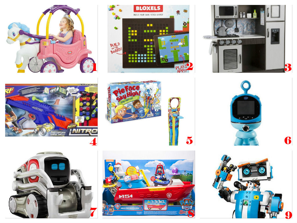Amazon top 10 must have Christmas toys
