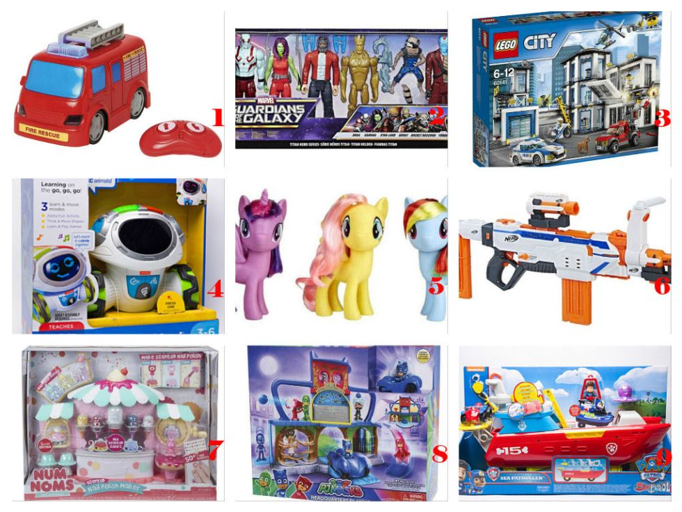 Tesco must have toys Christmas 2017