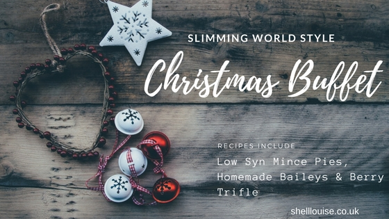 Christmas Buffet Slimming World Style