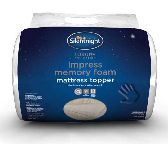 Silent Night mattress topper