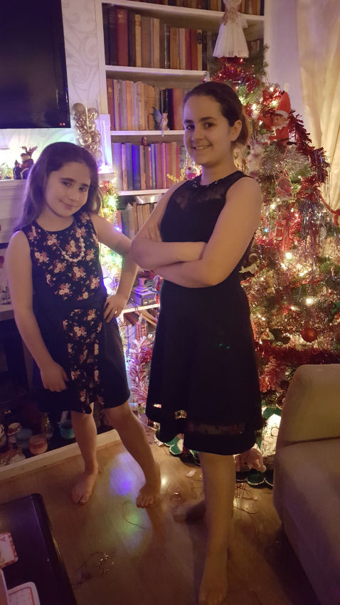 new Christmas dresses