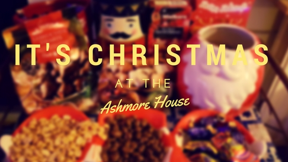 Christmas at the Ashmore house