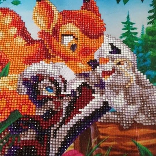 Bambi diamond painting
