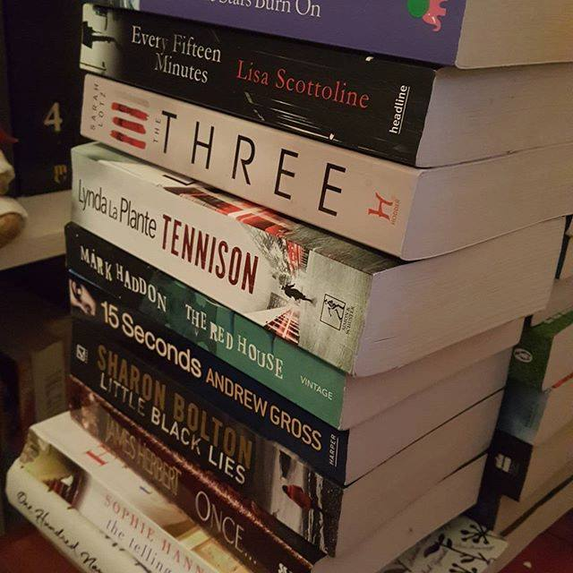 to be read pile