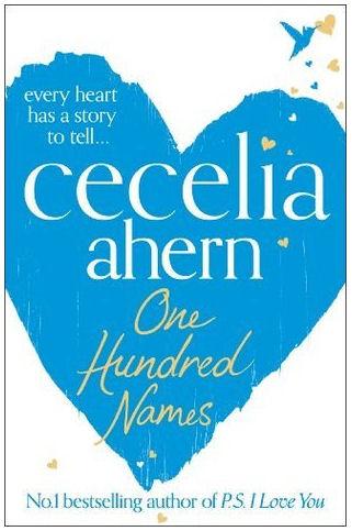 100 Names by Cecelia Ahern